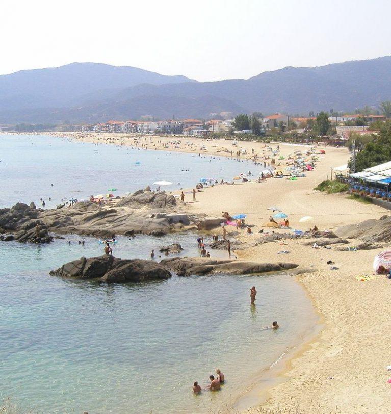 Οι καλύτερες παραλίες κοντά στην Σάρτη